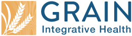 Grain Integrative Health Sticky Logo